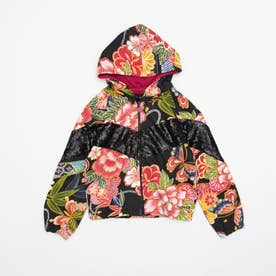スウェットジャケット DELAWARE (グレー/ブラック)