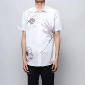 シャツショート袖 (ホワイト)