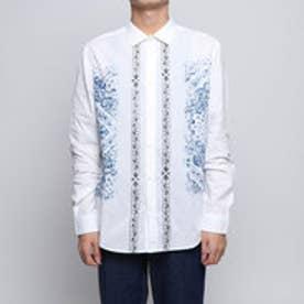 シャツ長袖 (ホワイト)