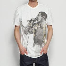 Tシャツショートスリーブ FREDDIE (ブルー)