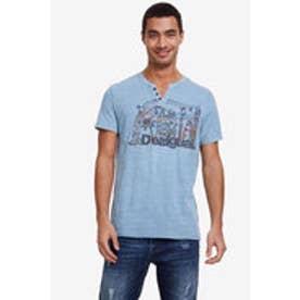 Tシャツショートスリーブ RON (ブルー)