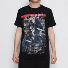 Tシャツショートスリーブ EROS (グレー/ブラック)