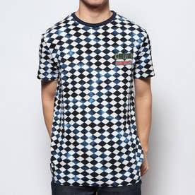 Tシャツ半袖 KASEY (ブルー)