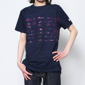 Tシャツ半袖 KASPER (ブルー)