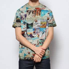 Tシャツ半袖 MAY (グリーン)