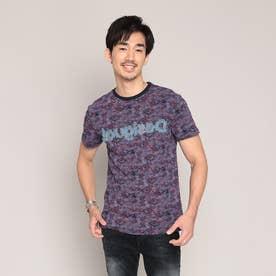 Tシャツ半袖 DIEGO (ブルー)
