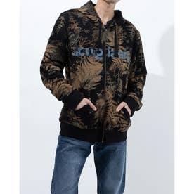 スウェットジャケット JANO (グレー/ブラック)