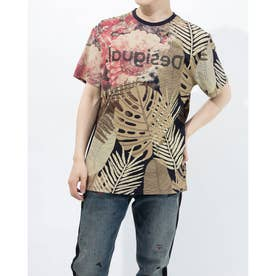 Tシャツ半袖 CASTOR (ブルー)