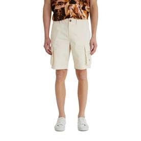 メンズ 半パンツ TIGER (ホワイト)