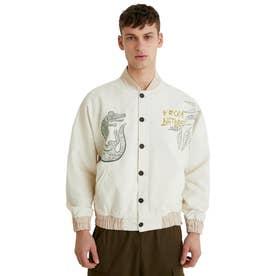 メンズ ジャケット BECK (ホワイト)