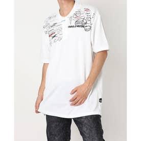 ポロシャツ POLO_TEO_REP (ホワイト)