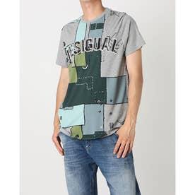 Tシャツ TS_RENATO_REP (グレー/ブラック)