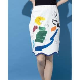 スカートショート (ホワイト)
