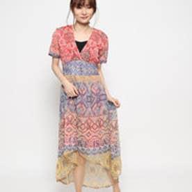 ドレスショート袖 (オレンジ)