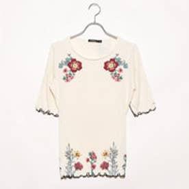 Tシャツ 半袖 (White)