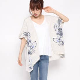 ジャケット 半袖 (White)