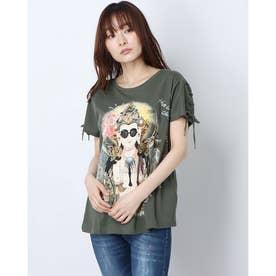 Tシャツ半袖 BOMBAY (グリーン)