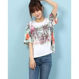Tシャツ半袖 HONOLULU (ホワイト)