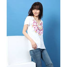 Tシャツ半袖 CROACIA (ホワイト)