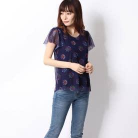 Tシャツ半袖 VARSOVIA (ブルー)