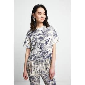 Tシャツ半袖 ISLA (ホワイト)