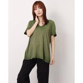 Tシャツ半袖 AFRICA ROCK (グリーン)