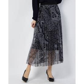 スカート FABIOLA (グレー/ブラック)