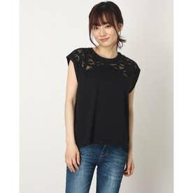Tシャツノースリーブ LISBOA (グレー/ブラック)