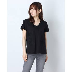 Tシャツ半袖 RODAS (グレー/ブラック)