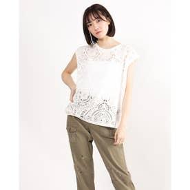 Tシャツ半袖 NILO (ホワイト)