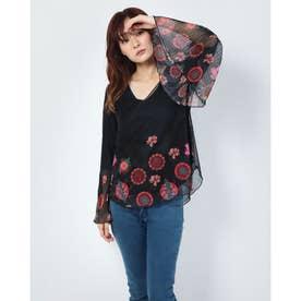 Tシャツ TS_MALENA (ピンク/レッド)
