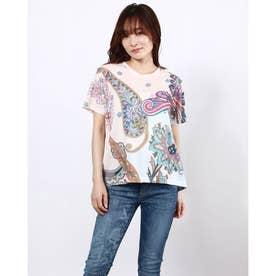 Tシャツ半袖 POPASLEY (ホワイト)