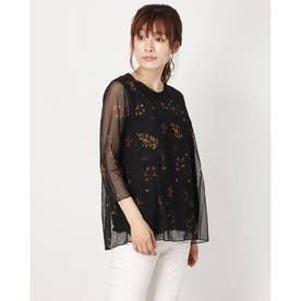 Tシャツ TS_AERONICA (グレー/ブラック)