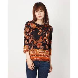 Tシャツ TS_ZHENDA (グレー/ブラック)