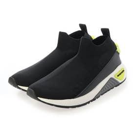 ソックスニーカー (BLACK)S-KB SOCK QB  sneakers