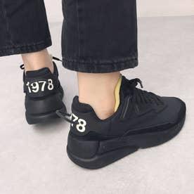 ローカットスニーカー (BLACK)S-SERENDIPITY LC W sneakers