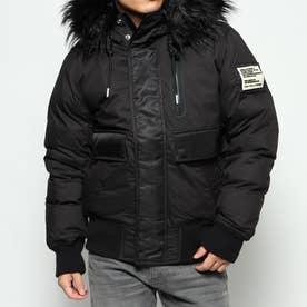 ジャケット W-BURKISK (ブラック)