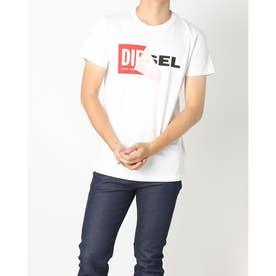 ロゴTシャツ (ホワイト)