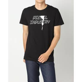 ロゴTシャツ (ブラック)