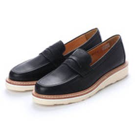 CHARLES (Penny Loafers) (BLACK)