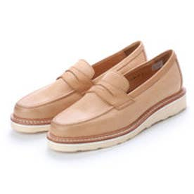 CHARLES (Penny Loafers) (BEIGE)