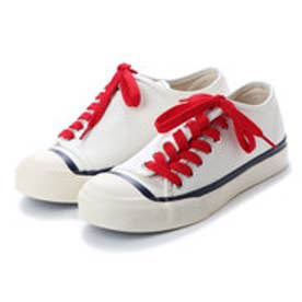 DEAN (Low-Top Vulcanized Sneakers) (WHITE)