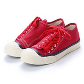 DEAN (Low-Top Vulcanized Sneakers) (RED)