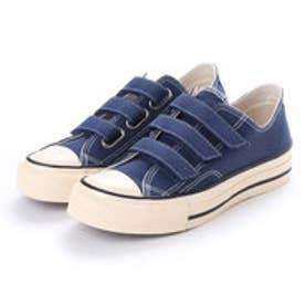 JULIAN (Low-Top Vulcanized Sneakers) (NAVY)
