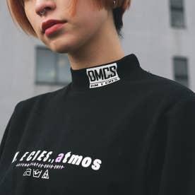 atmos pink × BASIC LONG SLE (BLACK)