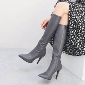 ブーツ (グレーカーフ)