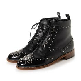 ブーツ MR63362 (黒カーフ)