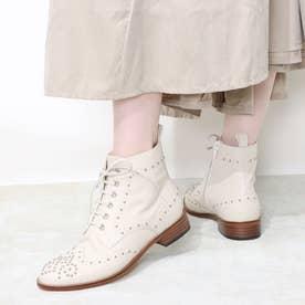ブーツ MR63362 (アイボリーカーフ)
