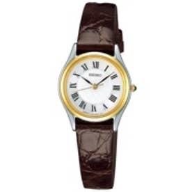 SEIKO エクセリーヌ ユニセックス 腕時計 SWDL162【返品不可商品】
