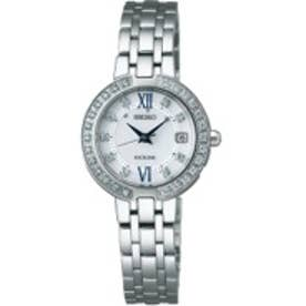 SEIKO ソーラー電波修正 国産 腕時計 レディース SWCW083【返品不可商品】
